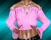 pink gypsy top