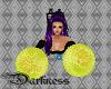 ~Pompoms yellow