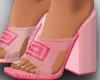-Mm- Pink Versus Shoes