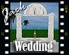 Romantic Wedding Scene