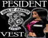 President Vest