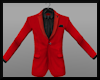 MaleSuitTop Red/Blk