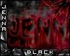Jenna Black Sticker