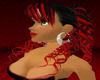 (O) Red&Black Bangs