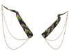 Mardi Gras Horns Chain