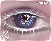 Blue Spark Eyes by Roy