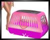 Pink Cage Pet