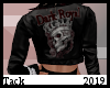 Custom Dark Royal Jacket