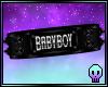 Chrome Babyboy Collar M
