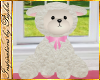 I~Baby Girl Lamb Toy