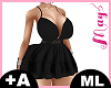 +A-ML Bimbo Dress Lux
