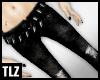 [TLZ]Black Belted Jeans