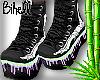B! Pastel Platform Foot