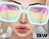 Neon Holo Sunglasses Q