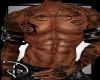 D] Mens Chest tattoo