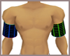 Muscle Tribal Armbands