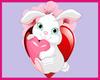 Kid Love Bunny top