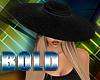 Bold Black Hat