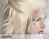 -Hairs- iri Uan Blonde