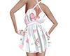 Cute dress/bunny pink