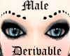 *D™ Gothic Eyebrows