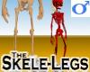 Skele-Legs -Mens