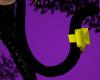 Black Cat Tail/YellowBow