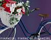 Flower Boquet Bike