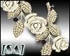[SA]Vintage Rose Earring
