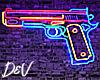 !D Neon Pistol