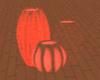 38RB Vase Red