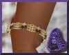 L/R Lady Bug Bracelets