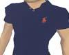 PRL Navy Blue Polo Shirt