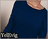 [Y] Lana sweater blue