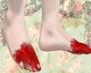 FOX bloody feet