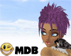 ~MDB~ PURPLE RENO HAIR