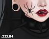 Jn| Spider In Black