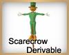 Derivable scarecrow