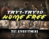 Home Free Try Everything