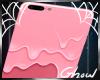 {G} Iphone7+ Pink Melt
