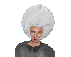 White Afro