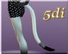 Siamese Furry Tail