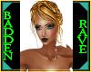Blonde frosted Antonieta