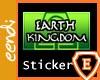 Eath Kingdom Sticker