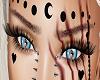 Unisex Alice Eyes
