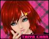 TC  Kawaii hair-Crimson!