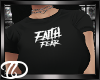 |ID| Faith over Fear Top