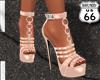 SD Rose Gold Heels