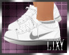 {LIX} Grey Kicks