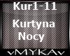 NEGRA-KURTYNA NOCY